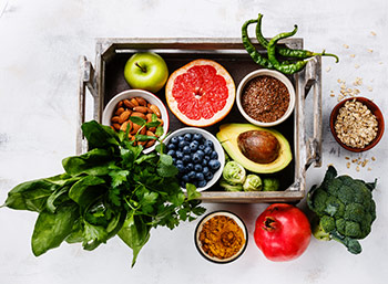 antioxidanter för att förebygga rynkor i ansiktet