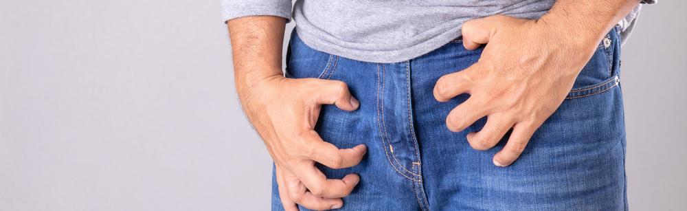 På penis svamp Symptom på