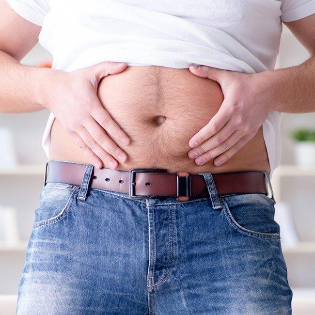 Fetma och låga testosteronnivåer
