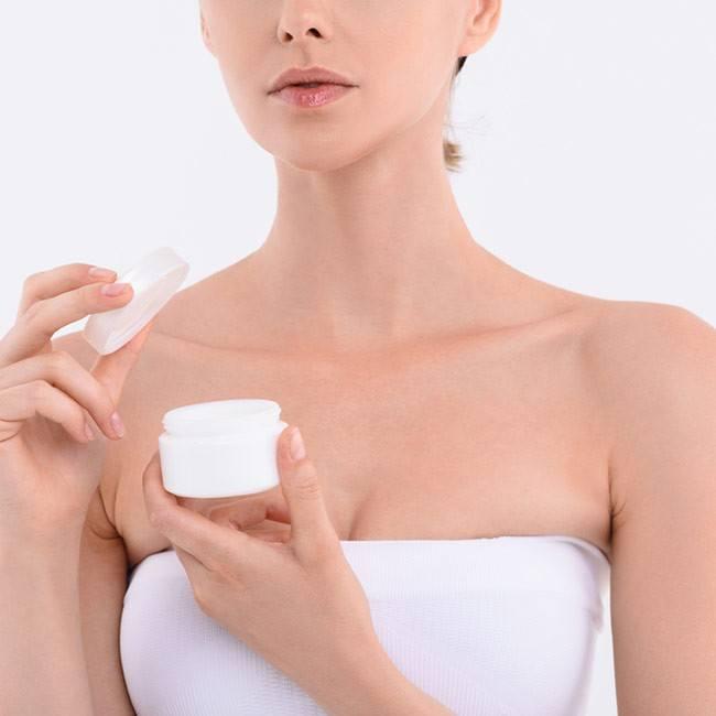 Produkter som kan ge större bröst