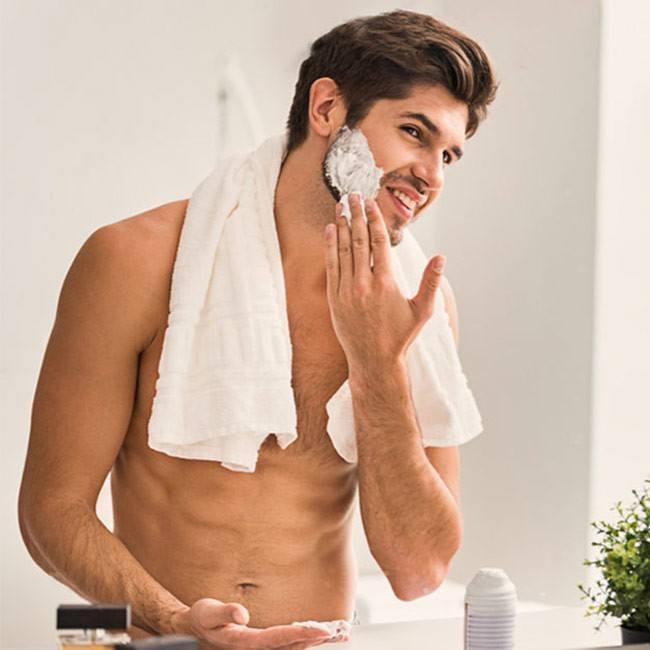 Naturliga hudvårdstips för män