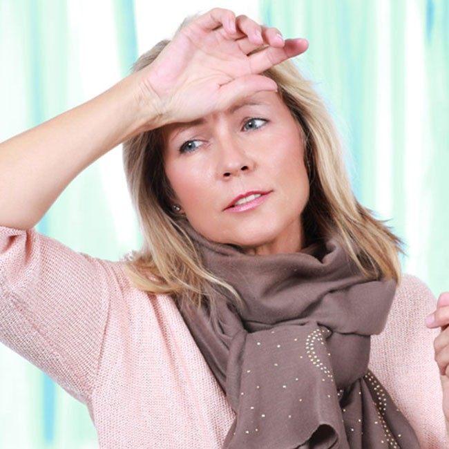Komplikationer av överdrivna svettningar