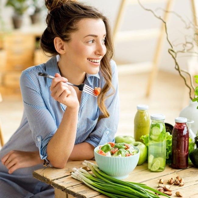 Håravfall & Vitaminbrist: Så påverkar maten ditt hår.