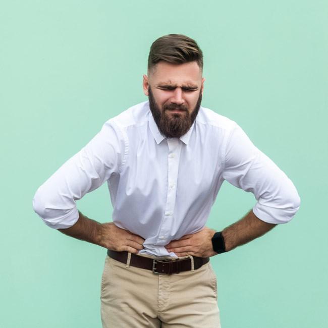 Flatulens behandlingar mot illaluktande fisar