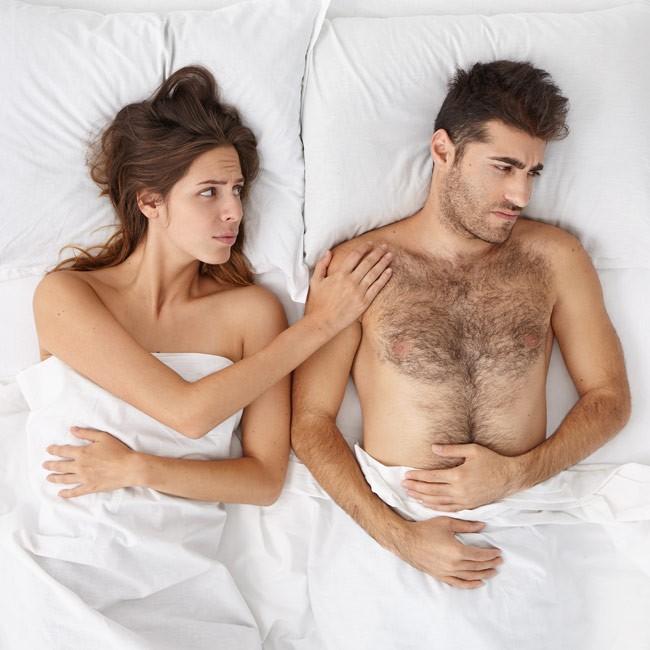 Behandla och förebygga erektionsproblem