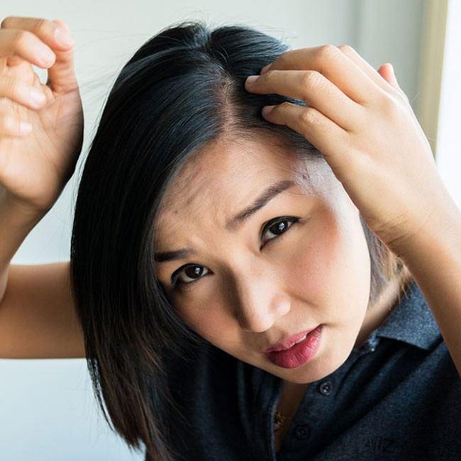 Tips för kvinnor som lider av tunnhårighet
