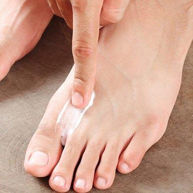Livsstil och huskurer för att bekämpa nagelsvamp