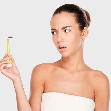 Intim hårborttagning