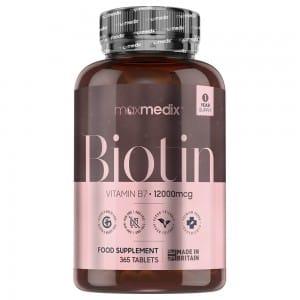 maxmedix Biotin 365 Tabletter