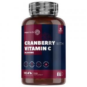 Tranbär med C-vitamin