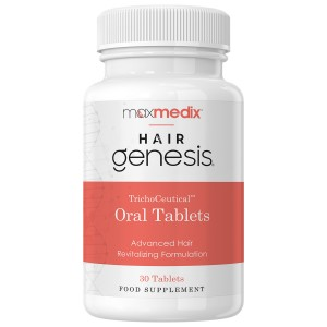 maxmedix HairGenesis Trichoceutical Oral 30 Tabletter