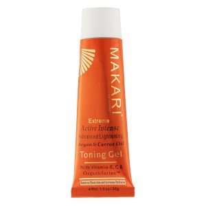 Makari Extreme Carrot and Argan Blekande Gel
