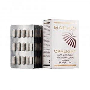 Makari Oralight Tabletter mot pigmentering