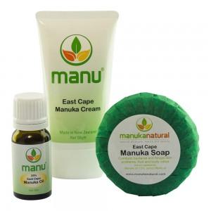 Manuka Naturals Ringworm Combo