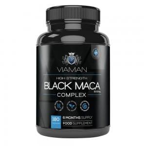 Viaman Black Maca Complex 180 kapslar