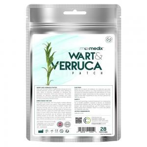 Bli av med vårtor med Wart & Verruca Patch