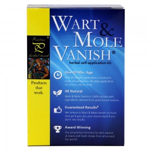Wart and Mole Vanish Kit