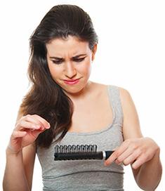 Laser mot håravfall LLLT