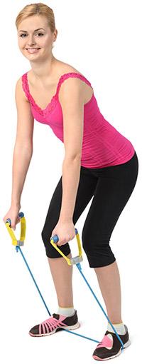 träna bort celluliter med styrketräning