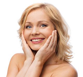hudvård av huden runt ögonen