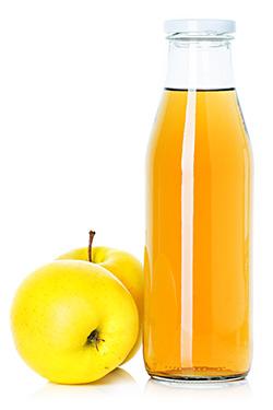 äppelcidervinäger för hemmagjord ansiktsmask mot finnar