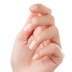nagelsvamp behandling fingrar