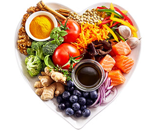 behandla akne med mat