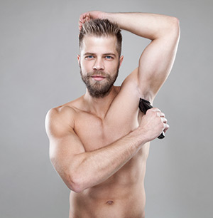 hårborttagning för män
