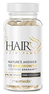 Hair plus medel mot håravfall kvinnor