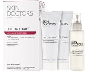 Hårborttagningskräm & hårhämmande spray